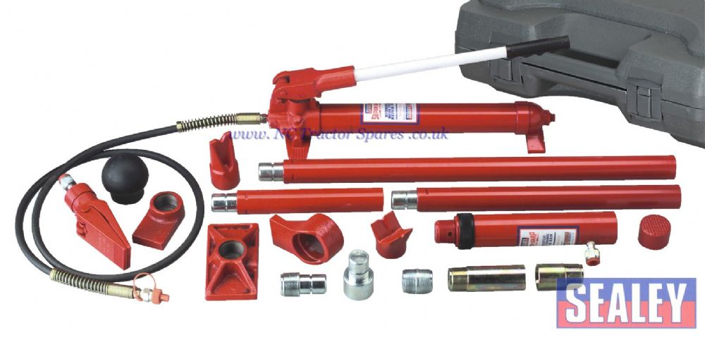 Hydraulic Body Repair Kit 10tonne SuperSnap Type